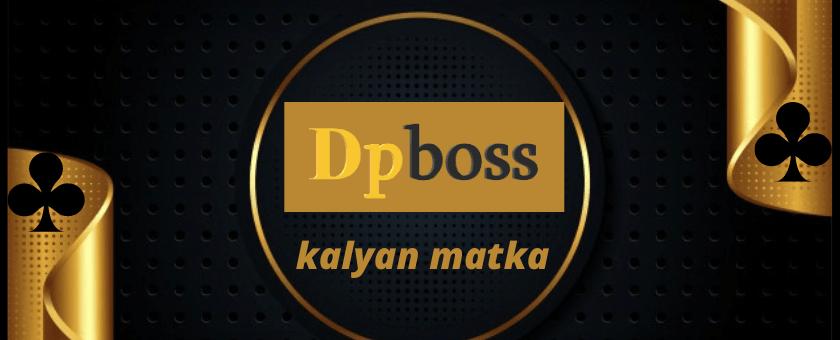 Why Dpboss Kalyan Matka is the Top Satta Matka Bazar?